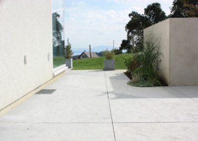 Dallage beton